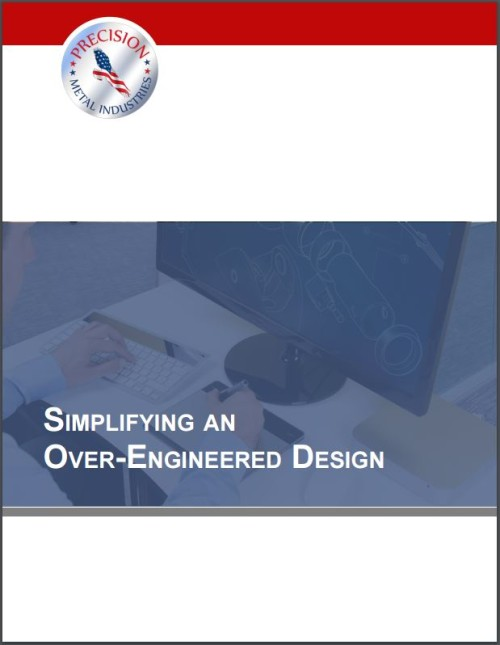 PMI SITE- SIMPLIFYING AN OVER-ENGINEERED DESIGN